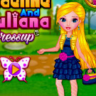 game Adeline and Juliana Dress Up