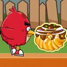 game Angry Birds Hunger Run