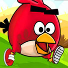 game Angry Birds Run