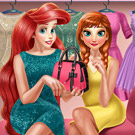 game Anna And Ariel Dressing Room