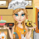 game Anna Cooking Chocolate Cupcake