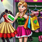 game Anna Realife Shopping