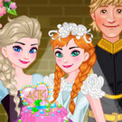 game Anna Wedding Cake
