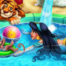 game Arabian Princess Swimming Pool