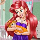 game Ariel Baby Room Deco