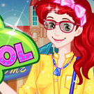 game Ariel In Highschool