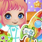 game Baby Alice Astronaut