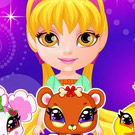 game Baby Barbie My Fairy Pets