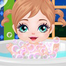 game Baby Care Spa Salon