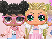 game Baby Doll Soft Girls