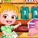 game Baby Hazel Physiotherapist Dressup