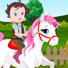 game Baby Lisi Pony Care
