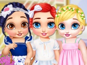 game Baby Princesses Playdate Joy