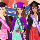 game Barbie And Friends Graduation