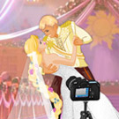 game Barbie Disney Style Wedding