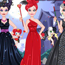 game Barbie Disney Villains Makeover