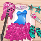 game Barbie In Rock