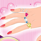 game Barbie Manicure Secrets