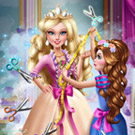 game Barbie Princess Tailor