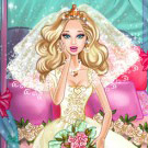 game Barbie Wedding Room