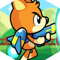game Bear In Super Action Adventure