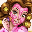 game Belle Real Makeover