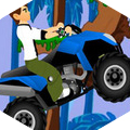 game Ben 10 ATV Jungle Rush