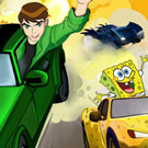 game Ben 10 Heroes Knockout