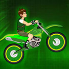 game Ben 10 Motocross