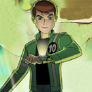 game Ben 10 Ultimate Alien Escape From The Enemy