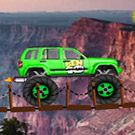 game Ben 10 Urban Jeep