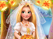 game Blonde Princess Wedding Fashion