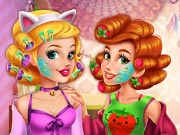 game Boho Princesses Real Makeover