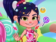 game Candyland Dress Up