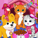 game Cats And Dogs Grooming Salon