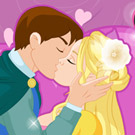 game Cinderella Kissing Prince