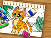 game Color Me Pets