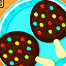 game Creamy Chocolate Popsicles
