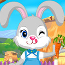 game Cute Bunny Dress Up