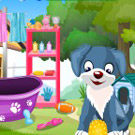 game Cute Puppy Care