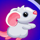 game Cute Rat Racing