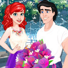 game Disney Princess Lovely Date