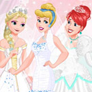 game Disney Princess Wedding Festival