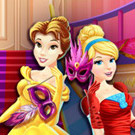 game Disney Princesses Masquerade Shopping