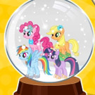 game DIY My Little Pony Globe