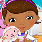 game Doc McStuffins Labm Injury