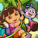 game Dora Boots Find Treasure