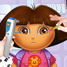 game Dora Eye Doctor