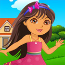 game Dora In The School
