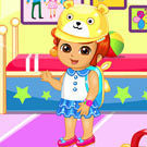 game Dora Prepare For School